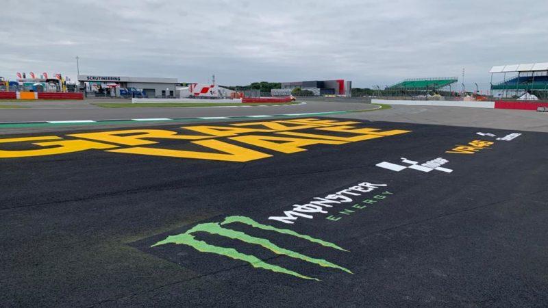 track painting roadgrip