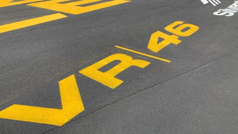 vr46 graphics painting roadgrip