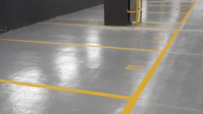 waterproofing car park roadgrip